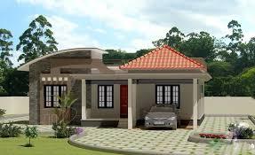 Low Cost 3 Bedroom Modern Kerala Home Free Plan Bud 3 Bedroom
