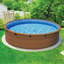 above ground swimming pool design modern above ground swimming