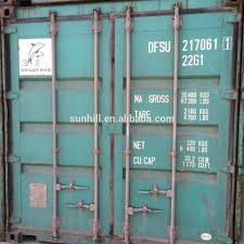 20ft used shipping container for sale 20ft used shipping
