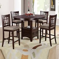 counter height dining table with leaf round counter height dining table set freedom to