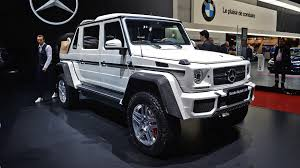 mercedes safari suv mercedes maybach g650 landaulet is the safari machine
