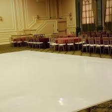 white floor rental white seamless floor mtb event rentals