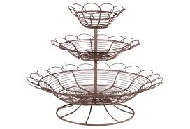 cool 3 tier fruit basket stand 73 3 tier fruit bowl stand tier