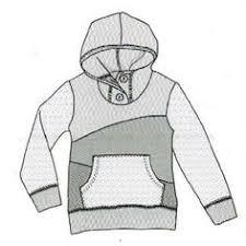 mens sweatshirt hoodie sewing pattern diy pdf e book downloadable