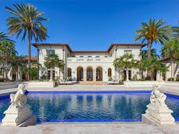 Miami On Map by Miami U0027s 25 Most Expensive Homes For Sale Mapped