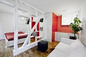 Homely Ideas Interior Design Ideas For Apartments Exquisite Design - Small one room apartment interior design inspiration