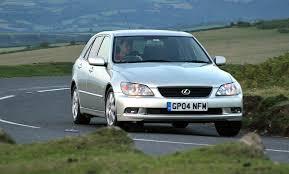 sporty lexus blue lexus is sport cross 2001 2005 driving u0026 performance parkers