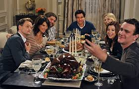 how i met your thanksgiving episode pics featuring lost s
