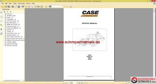case 580n 580sn 580snwt 590sn service manual auto repair
