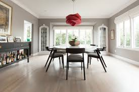 Lighting For Dining Rooms A Dining Room With Picture Perfect Lighting