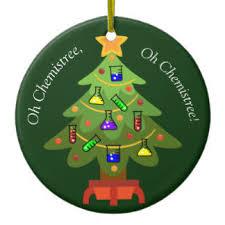 chemistry ornaments keepsake ornaments zazzle