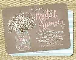 diy bridal shower invitations country bridal shower invitations isura ink