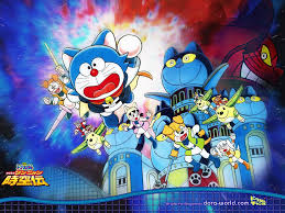 wallpaper doraemon the movie doraemon wallpaper 50834 zerochan anime image board