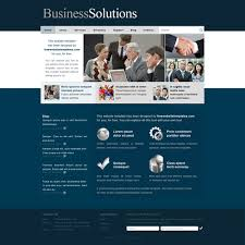 free templates for business websites business solutions website template free website templates