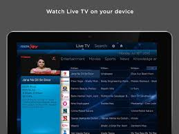 tata sky apk tata sky mobile for tablets apk version 6 0 apk plus