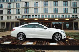 mercedes e class coupe 2015 mercedes e class coupe e350 amg sport review