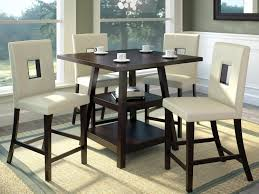 Black Glass Dining Table And 4 Chairs Chair Glass Dining Table And Chair Set Hideaway Oslo Glass