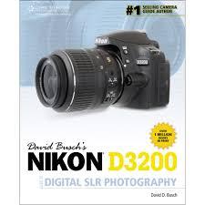 cengage course tech book david busch u0027s nikon d3200 1285171306