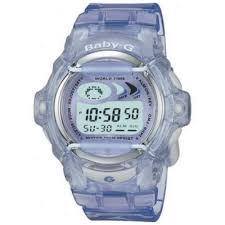 Jam Tangan Baby G casio baby g alarm chronograph bg 169r 6er