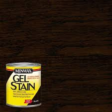 how to use minwax gel stain on kitchen cabinets minwax gel stain based black interior stain 1 quart