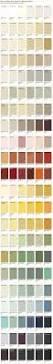 chart martha stewart metallic paint color chart