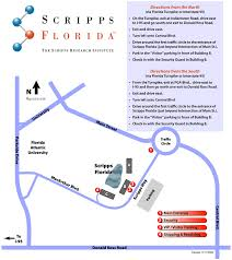 maps and directions scripps florida