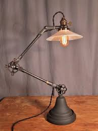 industrial desk lamps lighting and ceiling fans