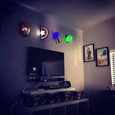 3d deco superhero wall lights wall light attractive marvel heroes wall lights as well as marvel