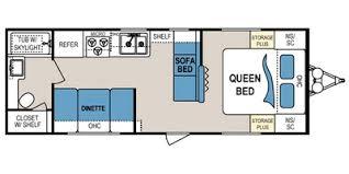 Dutchmen Aerolite Floor Plans 2014 Dutchmen M 255rb Specs And Standard Equipment Nadaguides