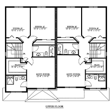 Multi Unit House Plans 7 Best Floor Plans Images On Pinterest House Floor Plans