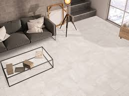 white kitchen floor tiles with beautiful styling by spain s gayafores