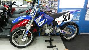 motocross bikes yamaha 2000 yamaha yz250 u003dsold u003d the motorcycle shop