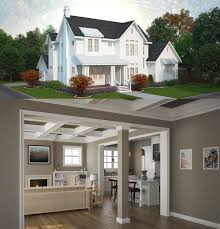 plan 25406tf 4 bed modern farmhouse plan modern farmhouse