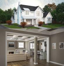 Farm Home Plans Plan 25406tf 4 Bed Modern Farmhouse Plan Modern Farmhouse