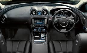 James Martin The Jaguar Xj Has The Interior Of A Stately Home