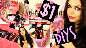 Organizing Makeup Vanity Diy Dollar Tree Makeup Organization Pink Girly Makeup Vanity