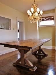 rustic farmhouse dining room table u2013 centralazdining
