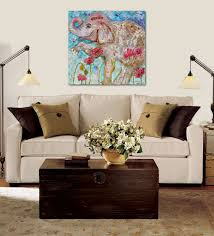 art blog for the inspiration place the feng shui of elephant painting