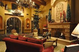 Tuscan Home Interiors Developer S Own Luxury Home In Villa Tuscano Mesa Az