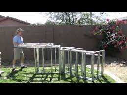 outdoor kitchen steel frame kit simple and kitchen home design