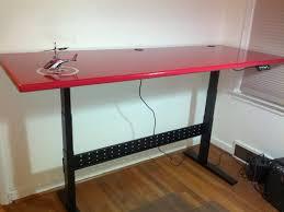 cruft week end project geek desk