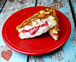 angel food cake grilled cheese the tiptoe fairy