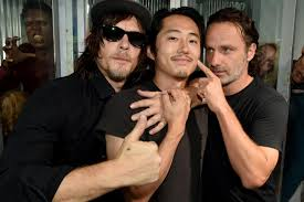 new walking dead cast 2016 the complete 2016 san diego comic con tv panel schedule today s
