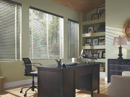 home office window treatments office window coverings natural blinds in a home office buy at shady