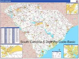 map of columbia south carolina south carolina zip code map from onlyglobes