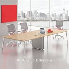 Inexpensive Conference Table Cheap Price Factory Direct Melamine Modern Conference Room Desk