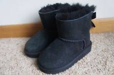 s ugg australia mini zip boots toddler uggs ebay