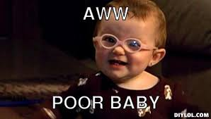 Baby Meme Generator - matt walsh tried to explain his robin williams suicide is selfish
