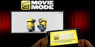 movie mode app by best buy translates despicable me minion speak