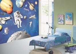 chambre theme espace la boutique spatiale décoration chambre de l espace